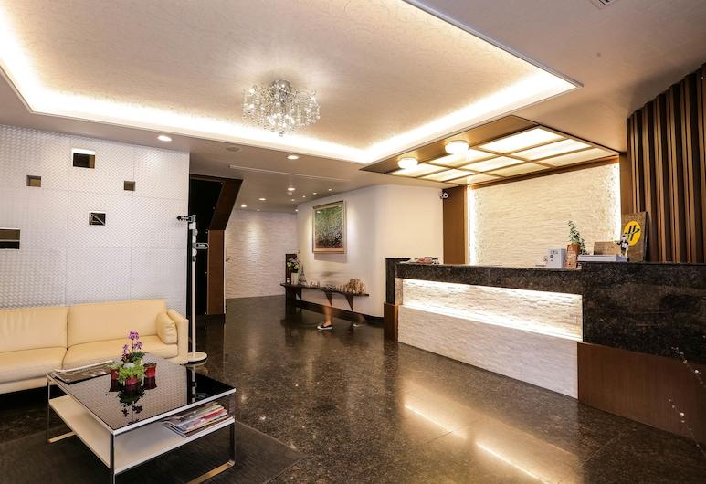 Luckynews Classic Hotel, Taoyuan City, Hall