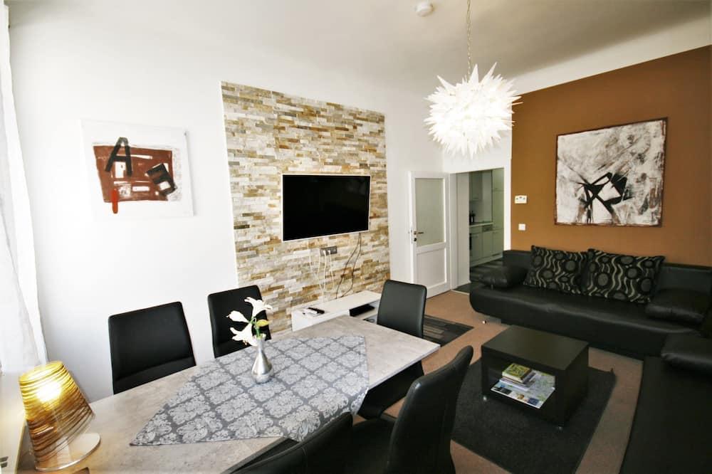Apartment for 6 people - Вітальня