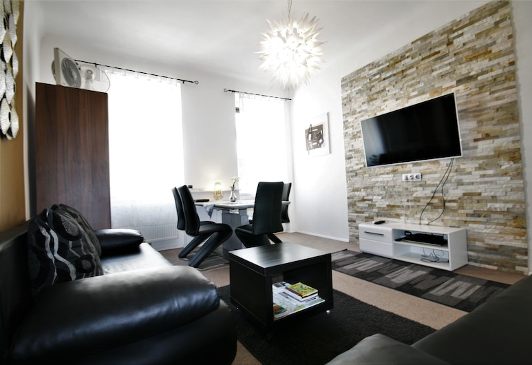Vienna CityApartments - Premium Apartment Vienna 2, Viena, Apartment for 6 people, Sala
