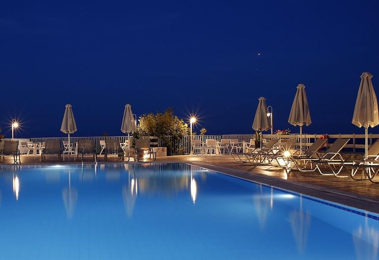 Asteris Hotel, Céphalonie, Extérieur