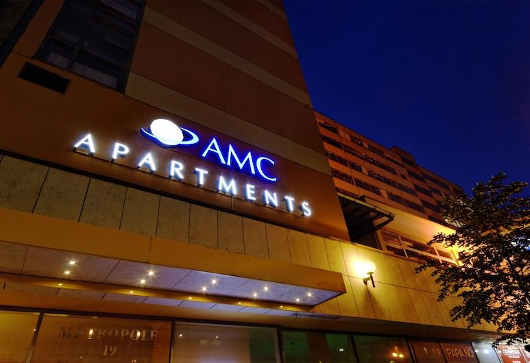 Amc Apartments Ku Damm, Berlin, Fassade der Unterkunft – Abend/Nacht