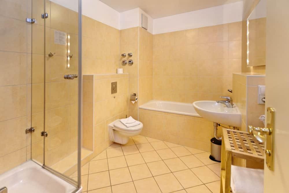 Junior Apartment (Bundesallee 203) - Bathroom
