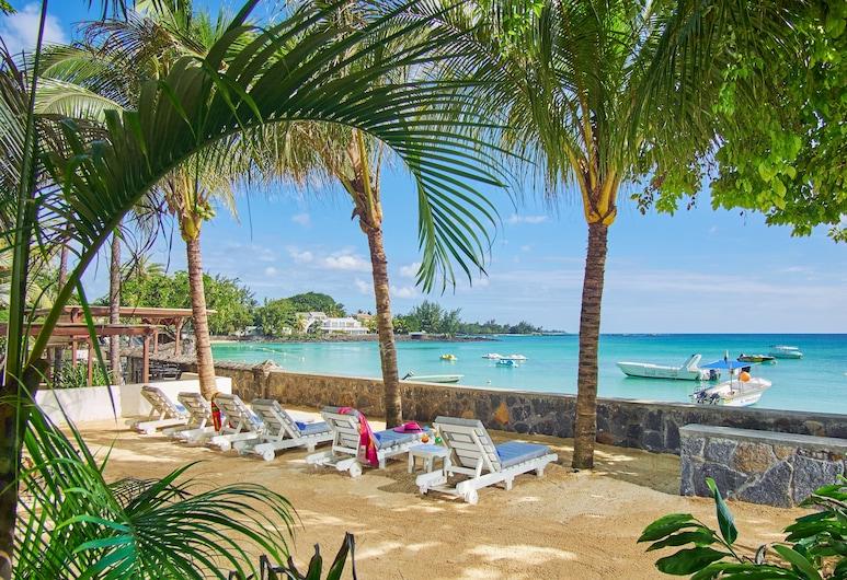 Le Beachclub Serviced Apartments and Villas, Grand-Baie, Khuôn viên nơi lưu trú