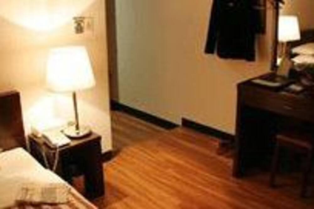 家庭雙床房 - 客廳