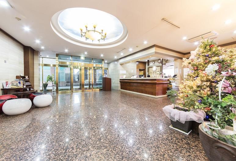 蠶室旅遊酒店, 首爾, 櫃台