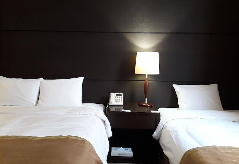 Commodore Hotel Pohang, Pohang, Dvojlôžková izba typu Deluxe, Hosťovská izba