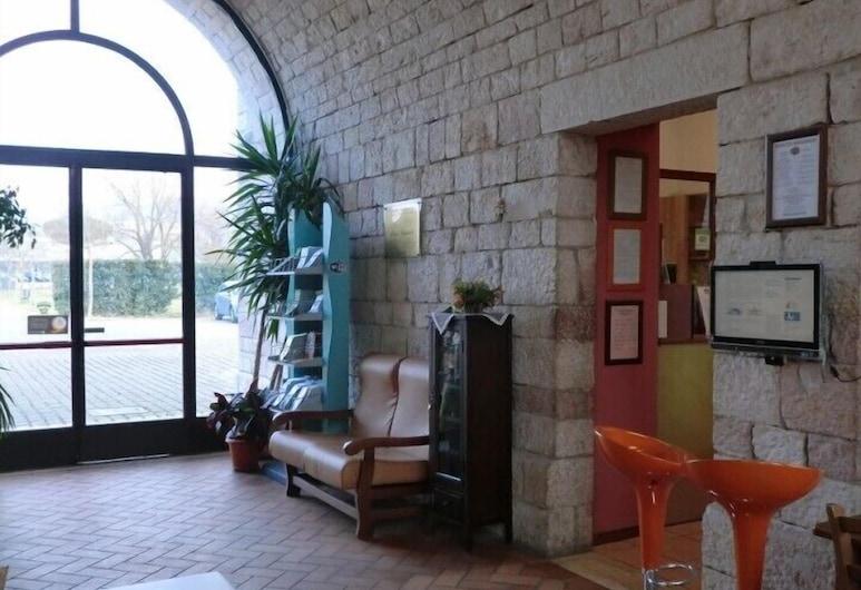 Ostello aig Mario Spagnoli, Perugia, Lobby