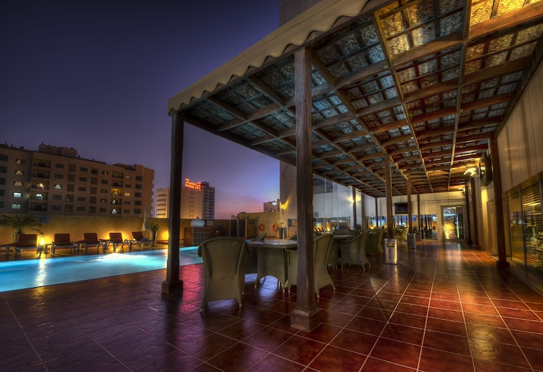 The K Hotel, Manama, Outdoor Pool