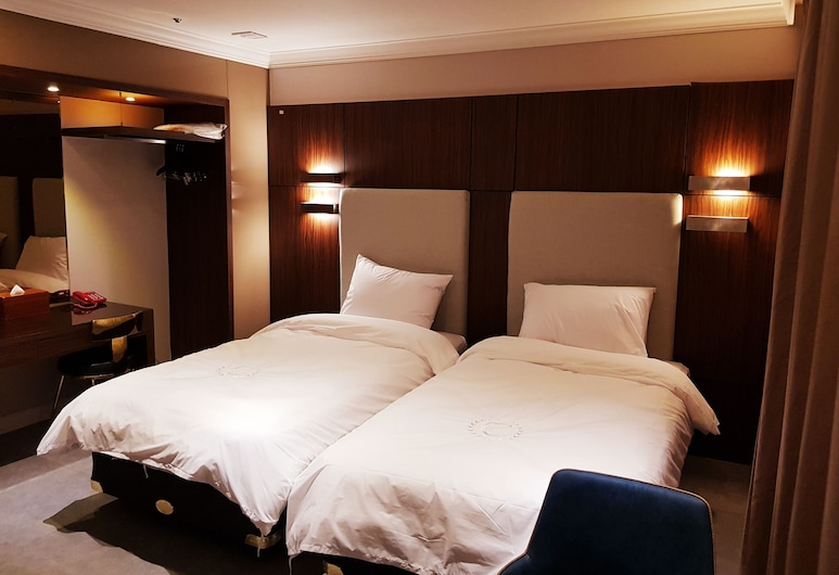 THE CALIFORNIA HOTEL, Seoul, Standard Twin Room, 2 Twin Beds, Guest Room