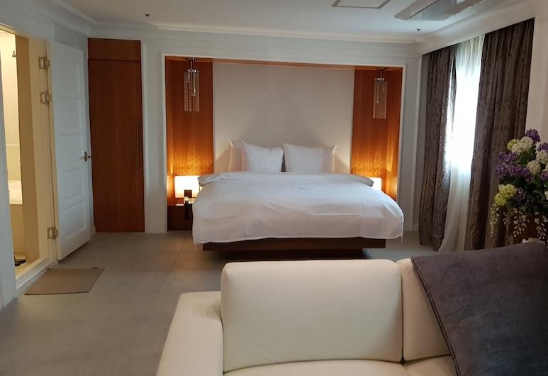 The California Hotel Seoul Gangnam, Σεούλ, Δωμάτιο επισκεπτών
