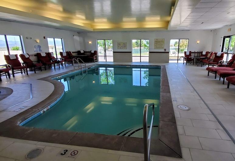 Comfort Suites Helena Airport, Helena, Indoor Pool