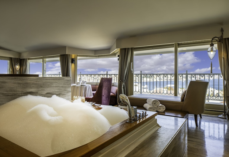 Levni Hotel & Spa, Istanbul, Suite, 1King-Bett, Zimmer