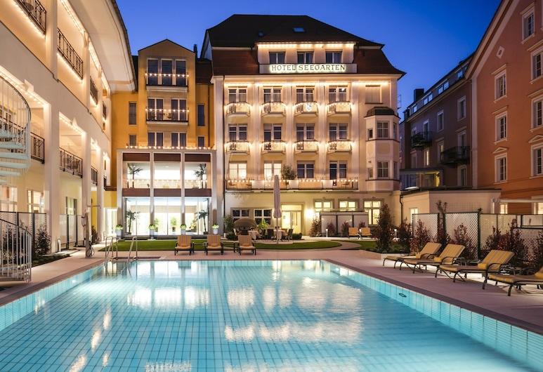 Hotel Reutemann-Seegarten, Lindau (Bodensee), Outdoor Pool