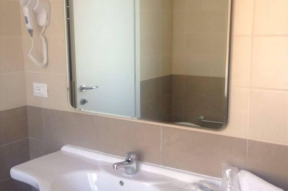 シングルルーム - バスルームのシンク