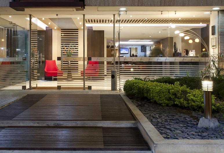 Hotel Jazz Apartments, Bogotá, Sala de Estar do Lobby