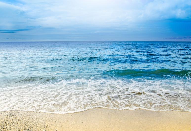 Paraiso Rainforest and Beach Hotel, Omoa, Plaža