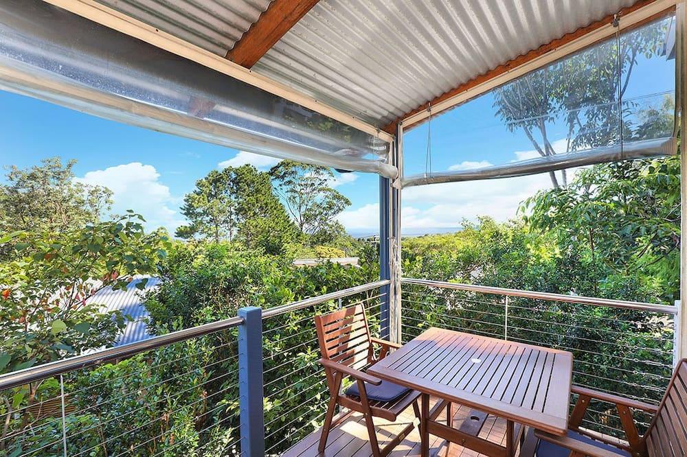 Villa, Mountain View - Balcony