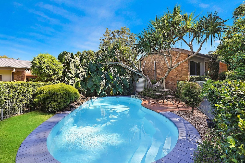 Maleny Terrace Cottages Outdoor Pool