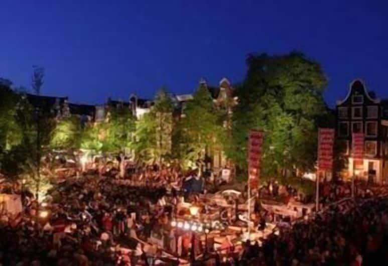 Morning Star Residence, 阿姆斯特丹, 外觀