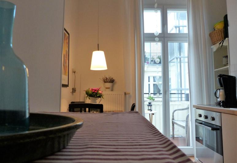 Ferienapartment Berlin Prenzlauer Berg, Berlin, Standard-Apartment, Eigene Küche