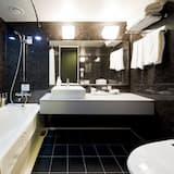 豪華三人房, 非吸煙房 (Wide) - 浴室