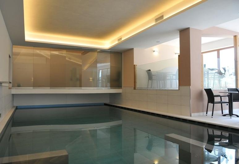 Hotel Cristallo, Canazei, Kapalı Yüzme Havuzu