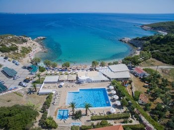 Picture of Glicorisa Beach in Samos