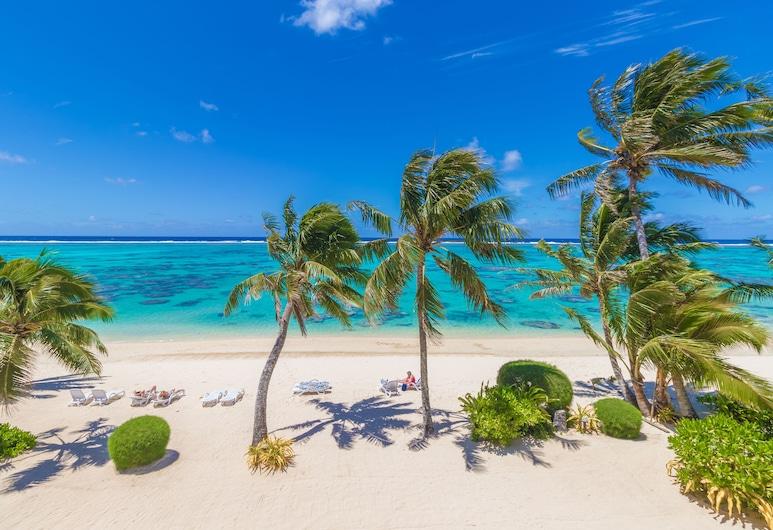 Moana Sands Beachfront Hotel, Rarotonga, View from Hotel