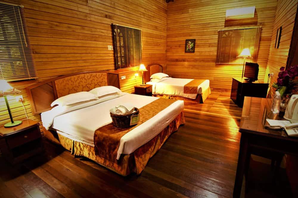Cottage Meranti Chalet (Single) - Guest Room
