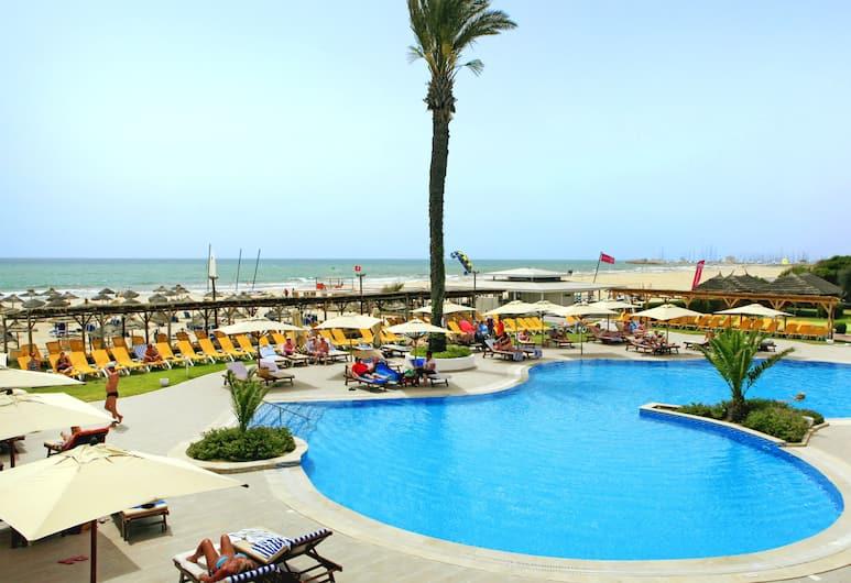 Club Salammbo - All Inclusive, Hammamet, Piscine en plein air