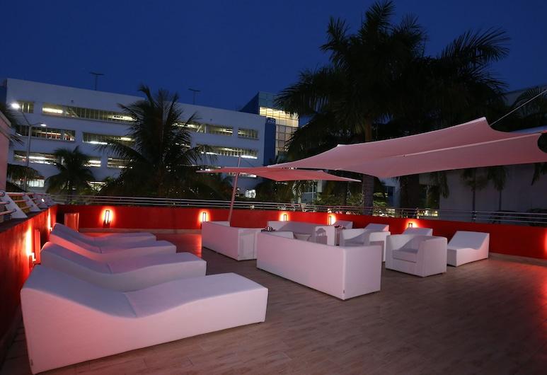 Fashion Boutique Hotel, Miami Beach, Terrasse/veranda