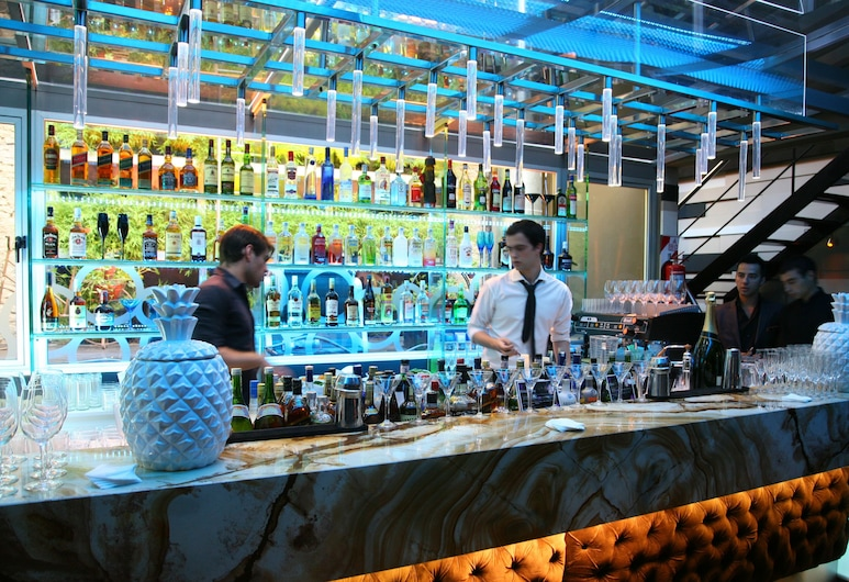 Lennox Hotel Buenos Aires, Buenos Aires, Bar dell'hotel