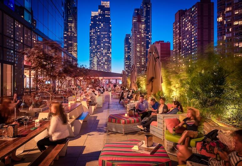 紐約優特爾飯店, 紐約, 露台