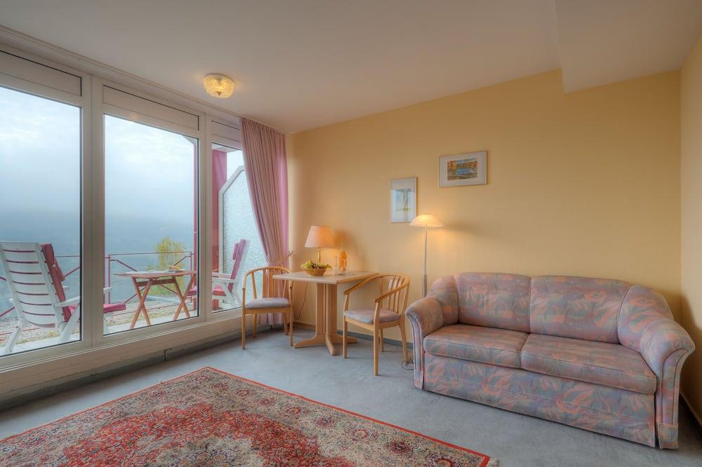 Junior Suite, Terrace - Living Room
