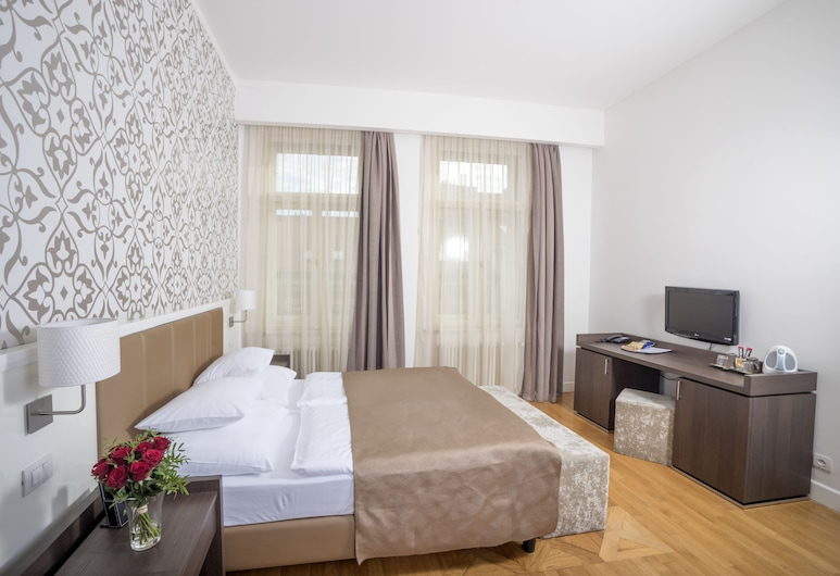 Deminka Palace, Prag, Junior Süit, Oda