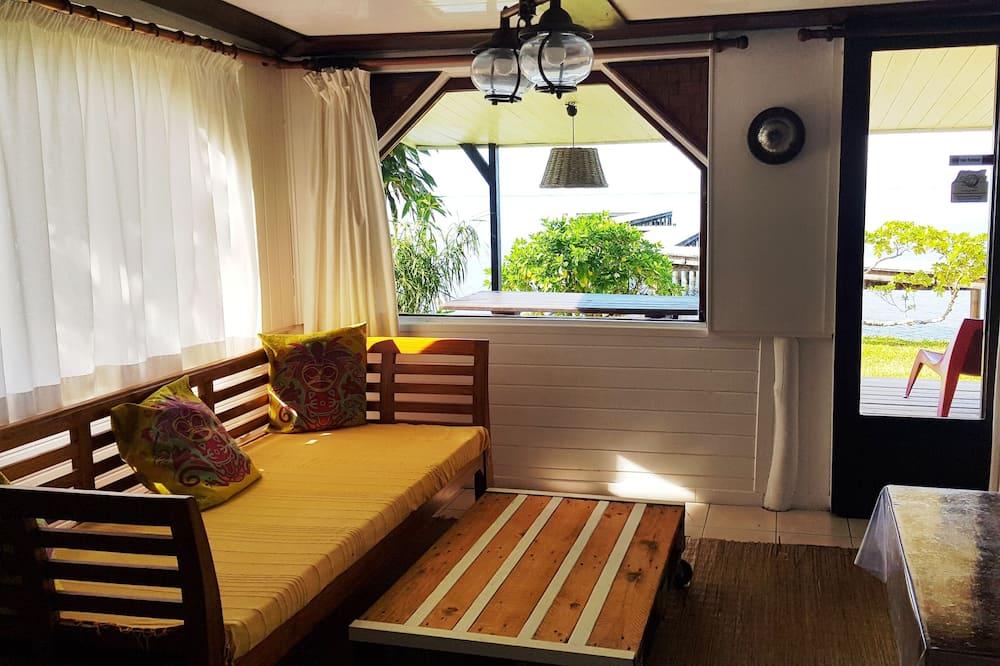 Suite, Beachside - Ruang Tamu