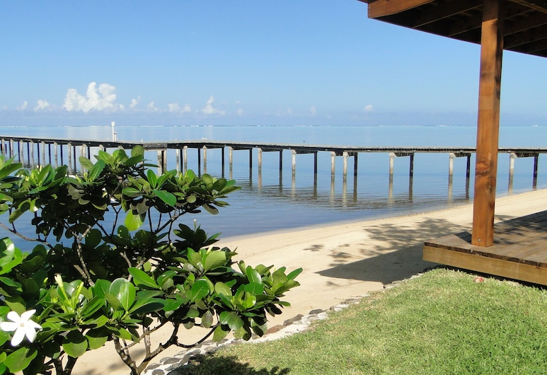 Linareva Moorea Beach Resort, Moorea-Maiao, Strand