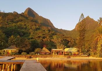 Picture of Linareva Moorea Beach Resort in Moorea