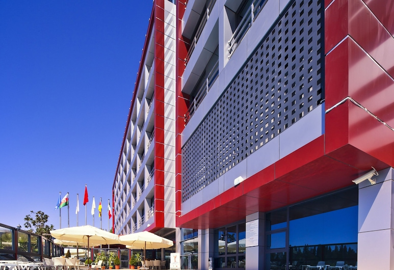 Volley Hotel Istanbul, Estambul, Alberca al aire libre