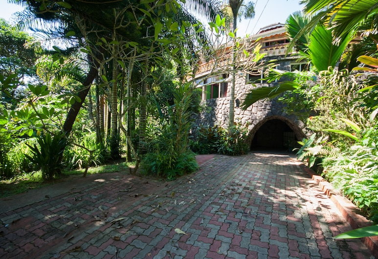 Le Triskell, Mahe Island, Hotel Front
