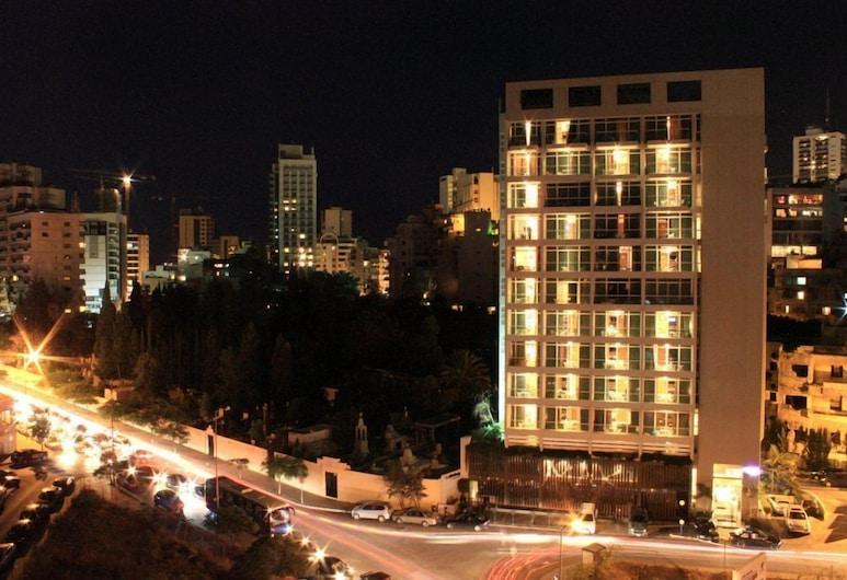 Portview, Beirut, Außenbereich