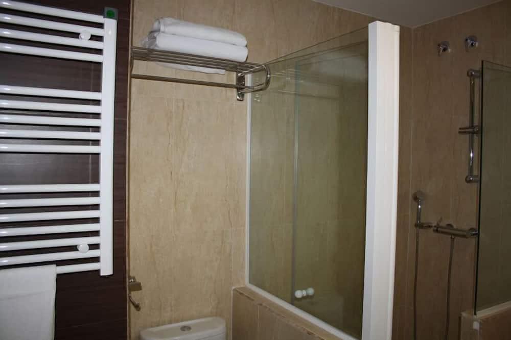 雙人房單人入住, 2 張單人床 - 浴室