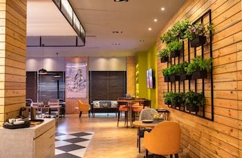 普那浦那喜來登福朋飯店及服務式公寓飯店的相片
