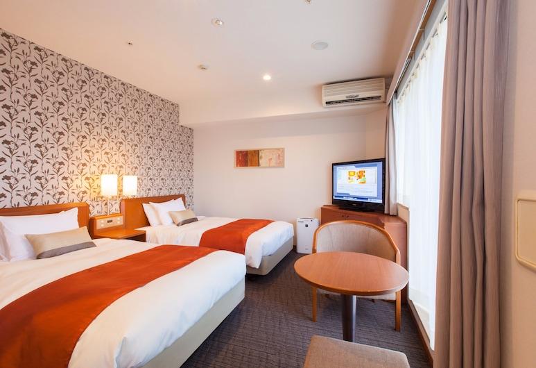 Tokyu Stay Shibuya Shin-minamiguchi, Tokyo, Twin Room, Non Smoking (33sqm, Bed width 120cm), Guest Room