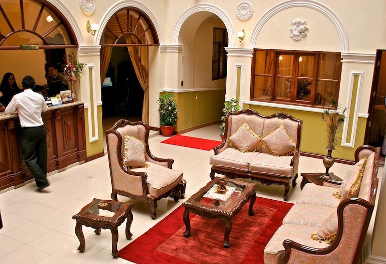 圣马力诺皇家酒店, 苏克雷, 大堂