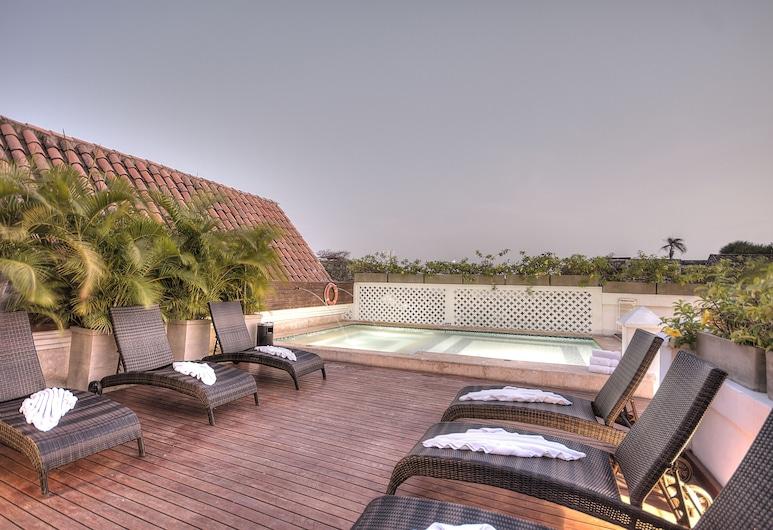 卡薩卡納巴爾精品酒店, Cartagena