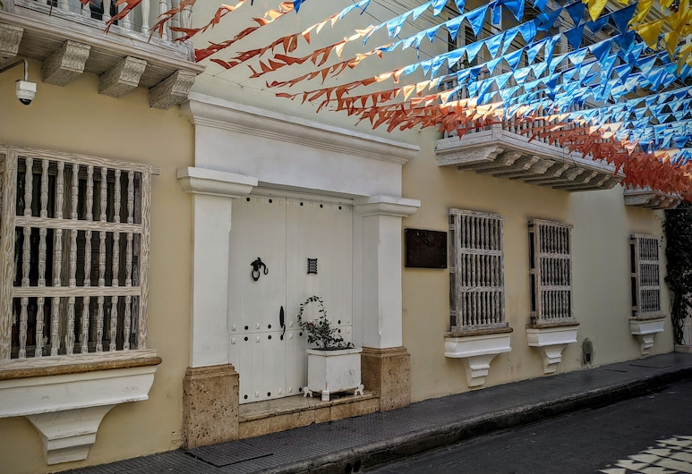 Casa Canabal Hotel Boutique, Cartagena