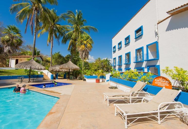 Azul Sirena, Santa María Huatulco, Piscina al aire libre