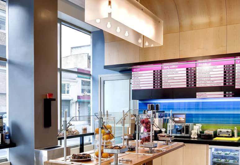 Aloft New York Brooklyn, Brooklyn, Restaurant