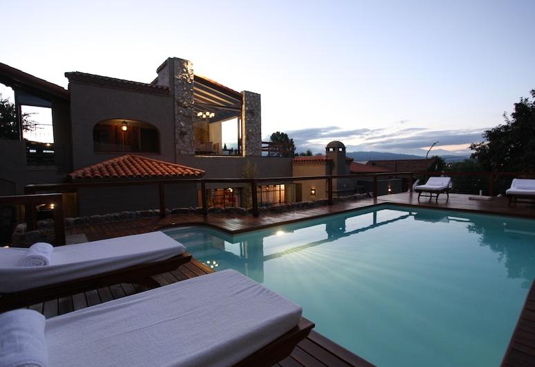 Kkala Boutique Hotel, Salta, Pool